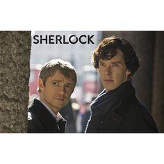 Amazon.com: Sherlock TV Show ArtPrint Poster, $13.99
