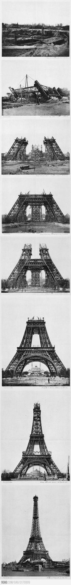 Eiffel Tower. Very special to me. one day, icon, paris, eiffel tower, arch, towers, under construction, buildings, place