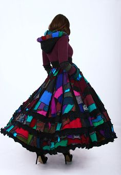 Recycled Sweater Coat   Reserved for by EnlightenedPlatypus, $458.00