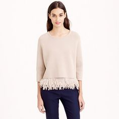 love this fringe swe