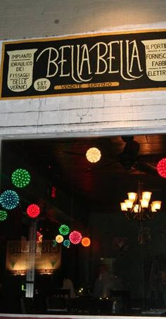 Excellent Italian cuisine in the heart of Tallahassee