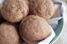 Chai Zucchini Muffins