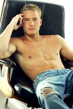 Justin Hartley - suggested by ZITA RIVERA