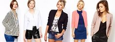 5 Super Chic Summer-To-Fall Blazers #fashion #style #blazers #nyc