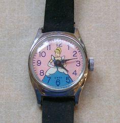 CINDERELLA Wrist Watch from 1962