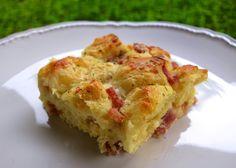Ham & Cheese Biscuit Bake | Plain Chicken