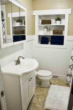 bathroom makeover wi