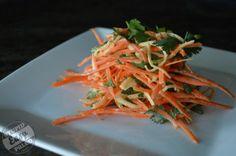 Jicama Carrot Slaw (Paleo/Whole30)