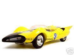Speed Racer X Shooting Star Diecast Model 1/18 Die Cast Car By Ertl