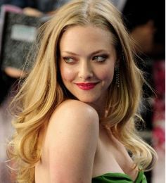 amanda seyfried - I love this girl so much. Lily Cain~ <3