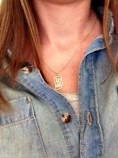 Indiana necklace