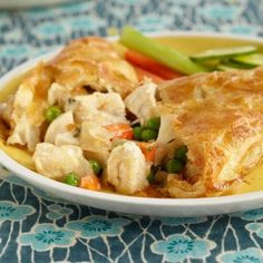 Recipes kids love: Chicken Pot Pie