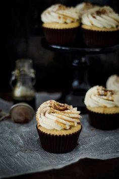 Vanilla Latte Cupcakes