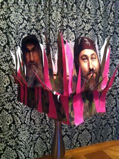 Duck Dynasty Valentine box
