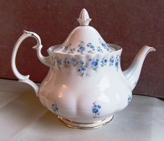 Royal Albert Bone China Memory Lane Large Six Cup by lol1955Shanon, $229.99