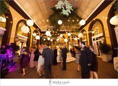 French Quarter Courtyard Weddings at Hotel Mazarin www.hotelmazarin.com