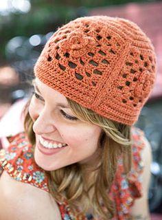 Echelon free #crochet #hat #pattern