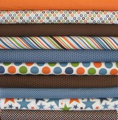 boy nursery fabric