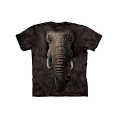 Elephant Face Tee Youth now featured on Fab.