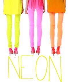 alice + olivia style, cloth, neon jeans, color, fluoresc pant, neon pant, start point, fashion bottom, stylish fashion