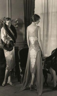 Edward Steichen 1920s Vogue