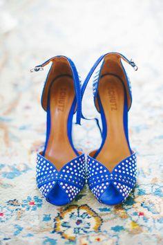 Cobalt Shoes  ~ Adorable.