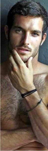 Justice Joslin. -- OK I may not be his type but he certainly is my type...just sayin'