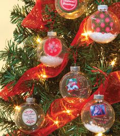 Still looking for gift ideas? These @ZINKhAppy hAppy™ Holidays Glass Ornaments are a great sentimental gift!