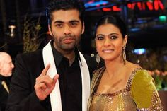 Kajol – Karan Johar feud out in the open Once known as industry's closest pals, Karan Johar and Kajol are not friends anymore. http://toi.in/QjxGMZ2