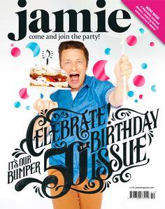 Jamie Magazine 50th edition!