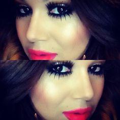 ❤ Those lashes