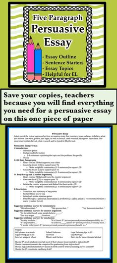 Argumentative essay sentence starters - Do My Research Paper For Me
