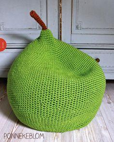 pear #crochet