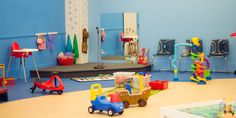 indoor play, play areas