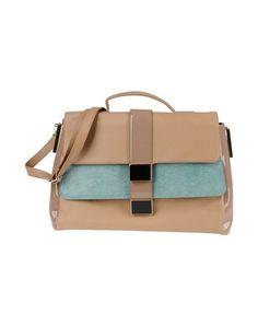 JUST CAVALLI - Large leather bag