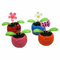 Cute party favor idea for spring parties.