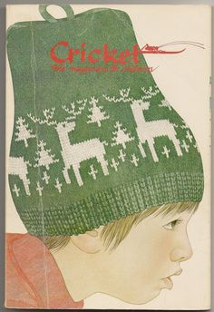 Cricket -  The Magazine for Children (Volume 1, Number 5, January, 1974).