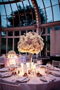 Reception/dinner ideas
