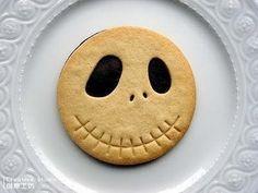holiday, skellington cooki, christmas cakes, foods, parties, cookies, biscuit, halloween, jack skellington