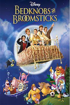 Bedknobs and Broomsticks film disney, disney movi, movi night, movi list, bedknob, broomstick movi, disney films, kid, fave movi