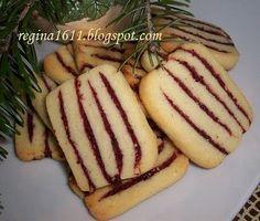 ciastka z żurawiną