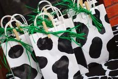 Cow goodie bags