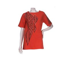 5 star rated Bob Mackie Marquee Madness t-shirt #fashion #wearableart20