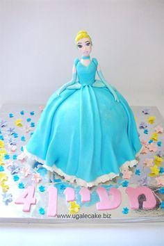 עוגת סינדרלה \ עוגל'ה