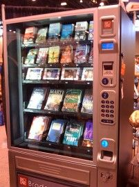 """""""Your local library may have more in common with Redbox than you thought. Across the US and Canada, more community libraries are turning to book vending machines to extend their reach and hours to residents as tight governments budgets trim library programs.  Right now, library officials in Boulder, Colorado and Bethlehem, Pennsylvania are considering whether library vending machines would be a good investment."""" Click through for an state-of-the-art & major locations as of 8/2011."""