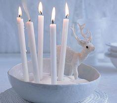 candle arrangement