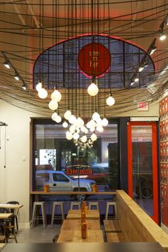 Cable canopy and pendant lighting