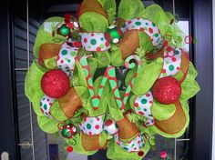 Fun Christmas Wreath