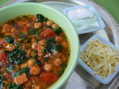 This Turkey Chili is a #glutenfree way to enjoy a hearty favorite #OLW