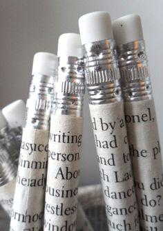 Pencils Jane Austen